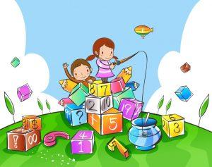 развитие дошкольников развиваемся играючи