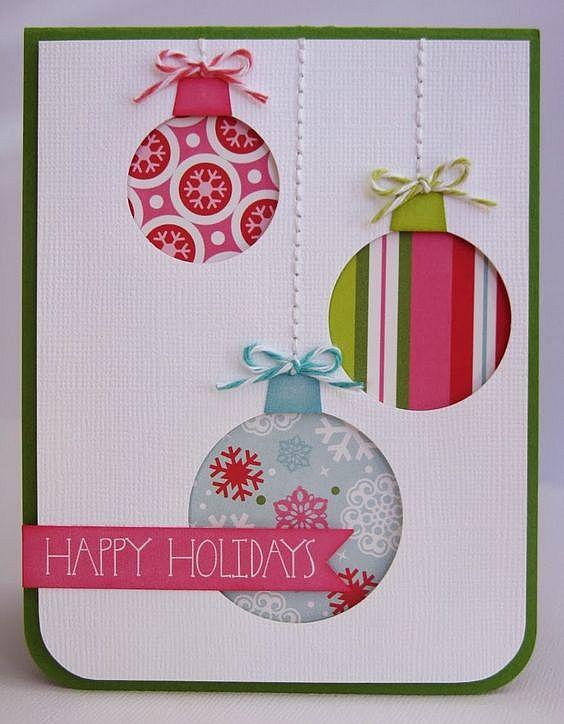 Открытки к новому году с шариком елочным, открытка