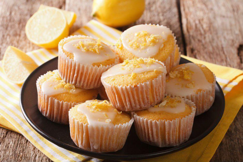 готовим лимонный кексик простой рецепт фото