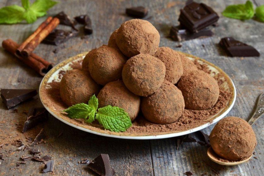 домашние конфеты со сгущенкой готовим по рецепту