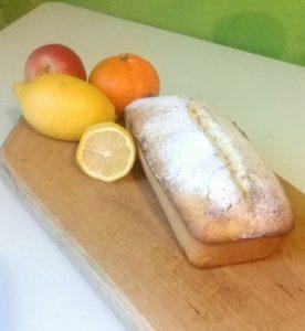 лимонный кекс фото приготовления