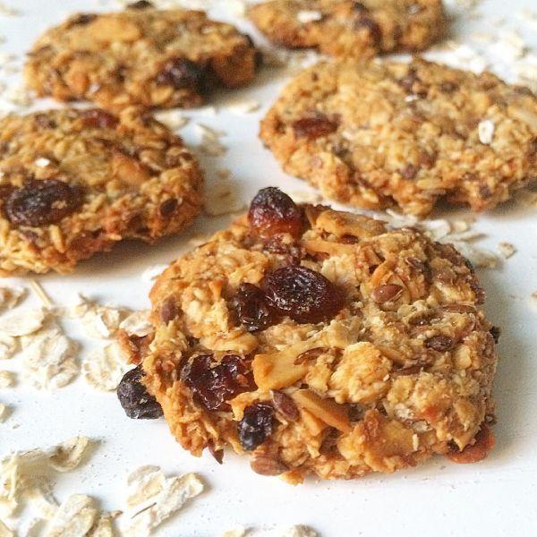 готовим овсяное печенье простой рецепт фото