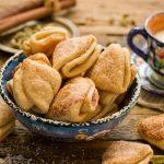 рецепт приготовления творожного печенья