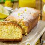 Лимонный кекс простой рецепт домашней выпечки