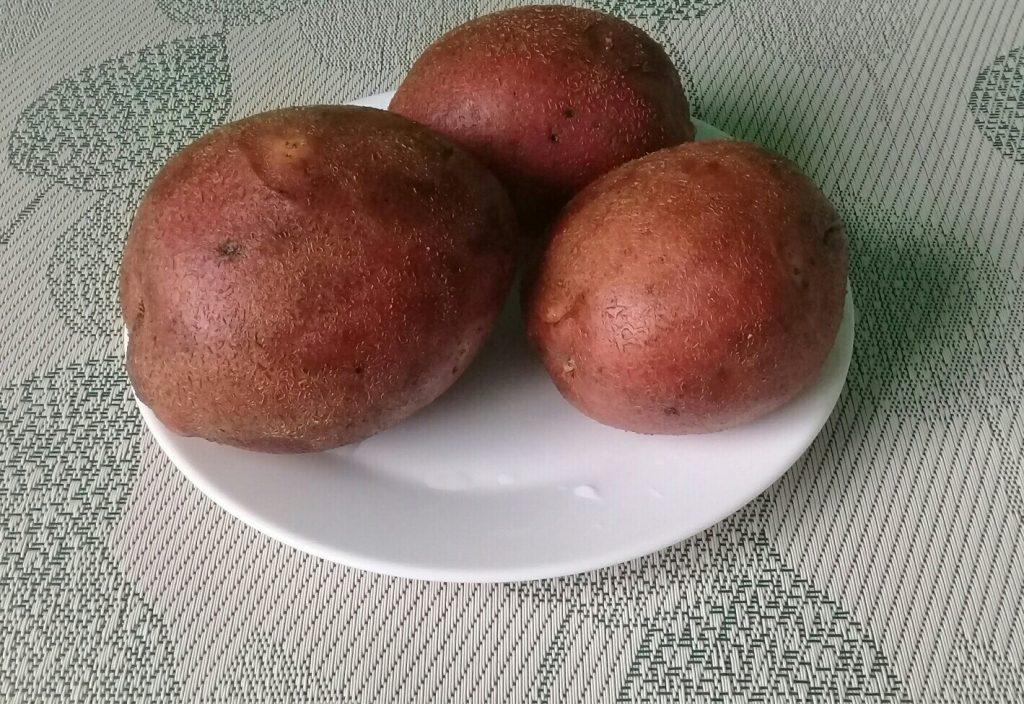 ингредиенты - картофель