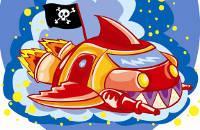 Нападение космического пирата
