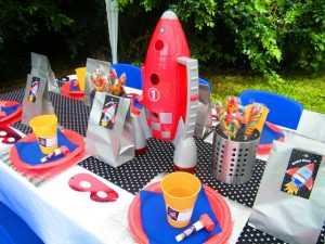 праздник на тему космос