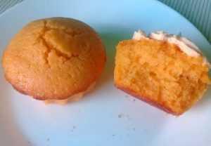 кусочки кекса