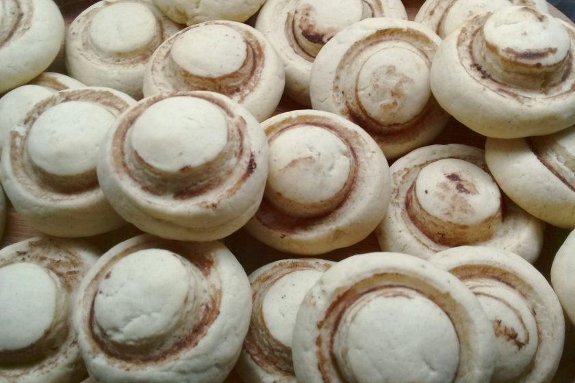 печенье шампиньоны