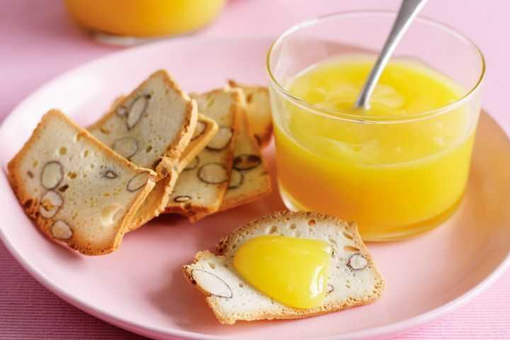 Лимонный курд классический рецепт