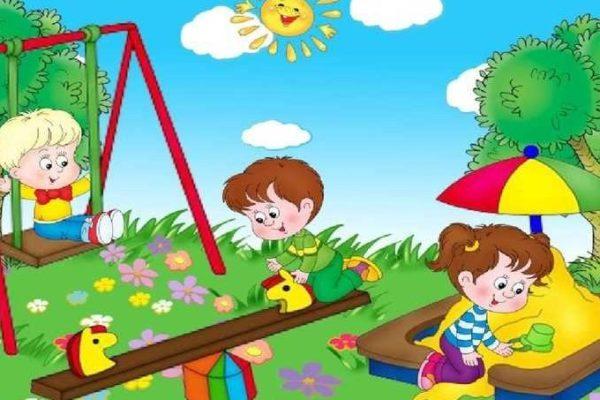 Летние игры на свежем воздухе для детей