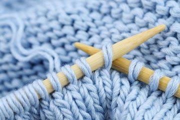 вязание на спицах для начинающих