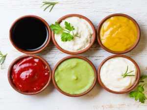 простые соусы