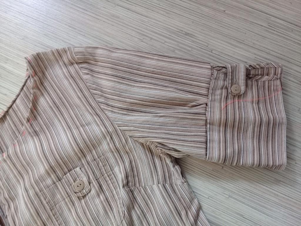 рукав рубашки